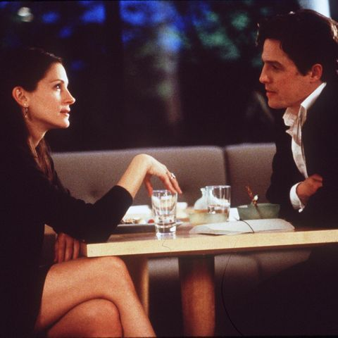 """Julia Roberts und Hugh Grant in """"Notting Hill"""""""