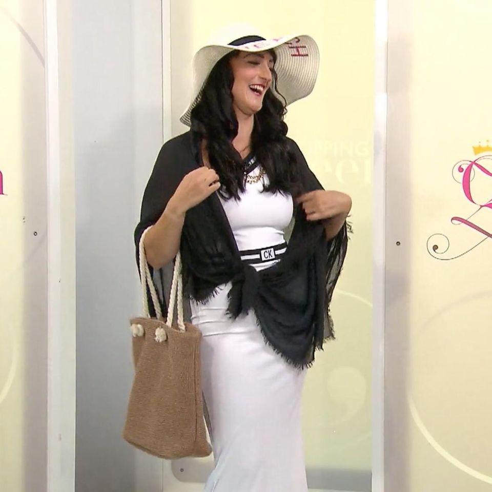 Shopping Queen mit Kandidatin Maria auf Sylt