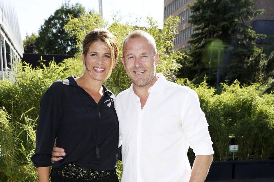 Paar auf Augenhöhe: Marie-Jeanette und Heino sind seit 16 Jahren glücklich verheiratet