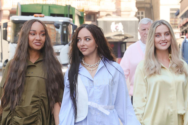 Little Mix : Schwangerschafts-Kracher auf dem roten Teppich