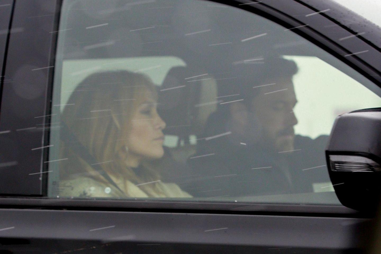 Jennifer Lopez und Ben Affleck sind am 5. Mai 2021gemeinsam unterwegs