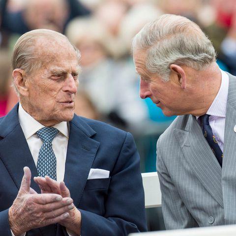 Prinz Philip (†), Prinz Charles