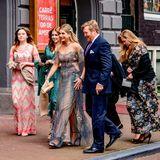 Achtung, hier kommt die geballte Royal-Power aus den Niederlanden! Anlässlich Königin Máximas 50. Geburtstag am 17. Mai – ein bisschen Vorfeiern schadet nie – besucht die Königsfamilie in Amsterdam am Abend des 12. Mai ein Konzert.