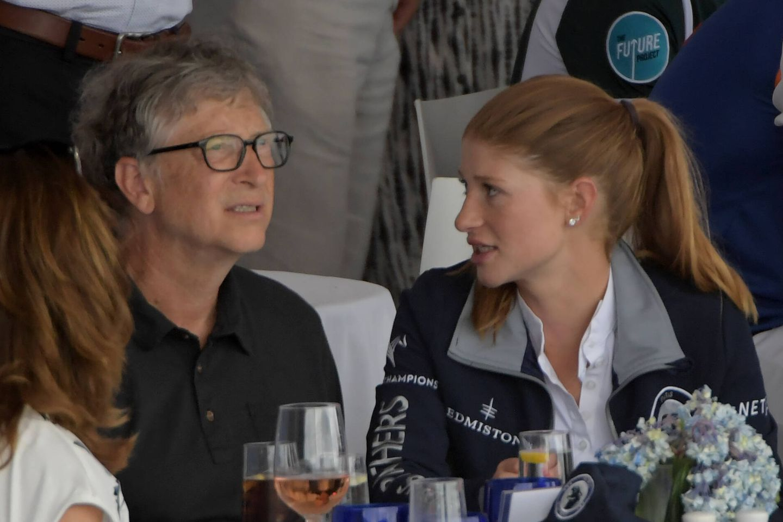 Bill und Jennifer Gates