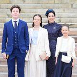 Aufgrund der Corona-Pandemie sind nur 25 Gäste zur Konfirmation eingeladen. Darum wird sich Prinz Christian nach dem Gottesdienst lediglich in kleinem Kreise auf Schloss Fredensborg feiern lassen.