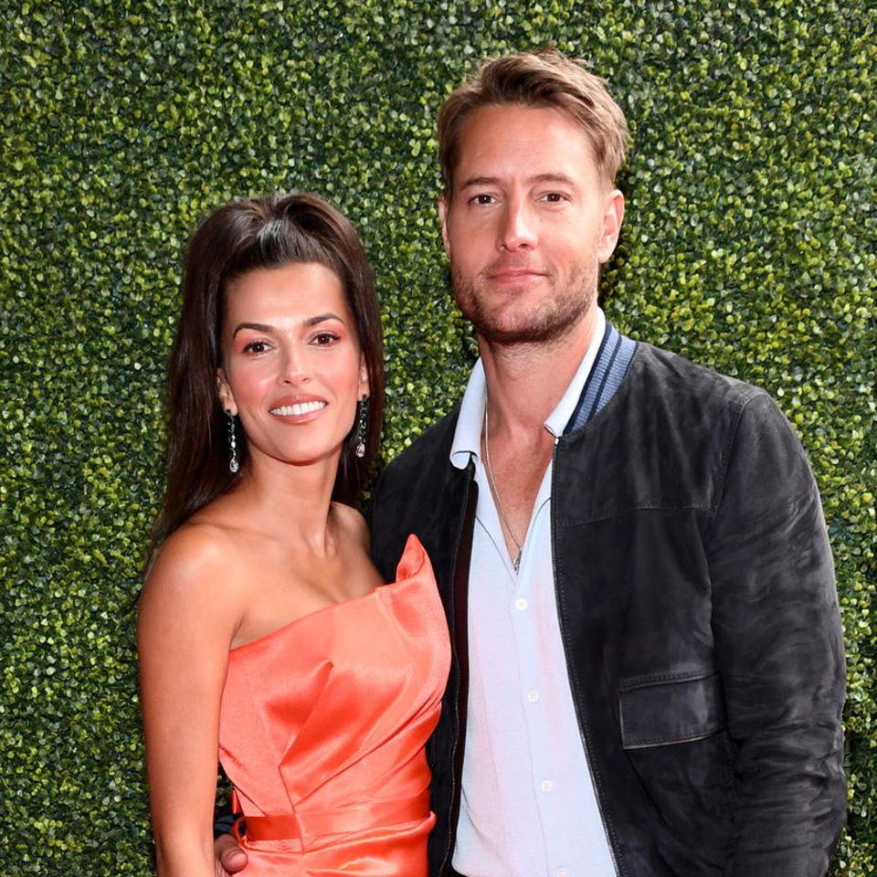 Sofia Pernas und Justin Hartley bei den MTV Movie & TV Awards am 16. Mai 2021 im Hollywood Palladium in Los Angeles, Kalifornien