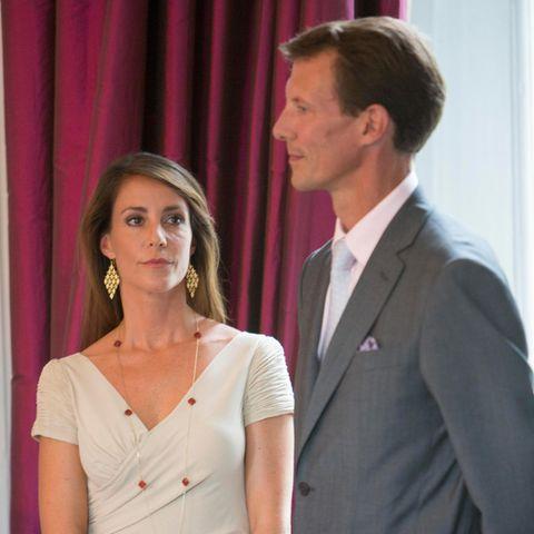 Prinzessin Marie und Prinz Joachim