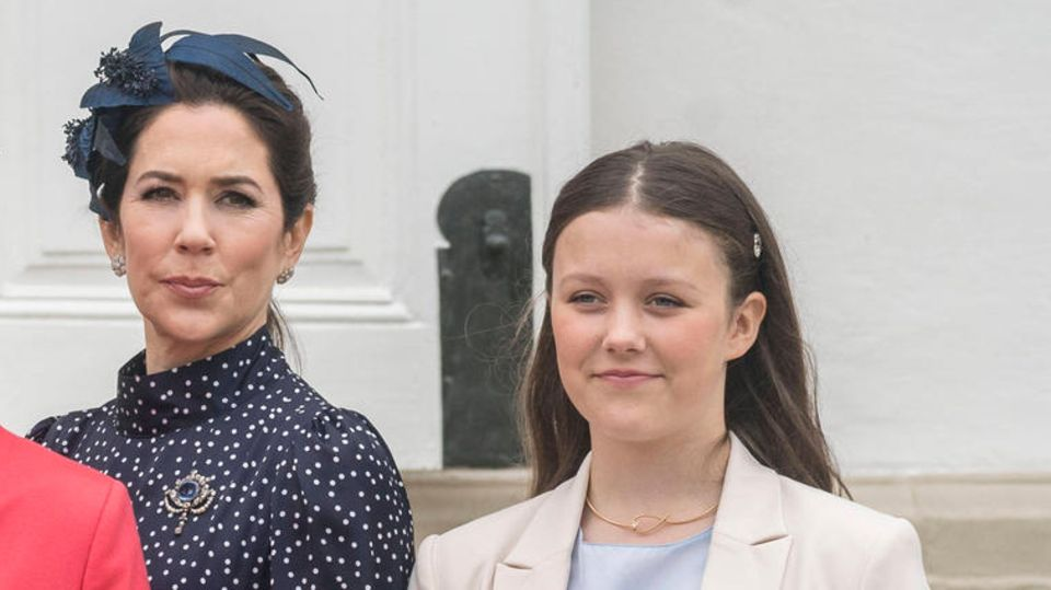Prinzessin Mary und Prinzessin Isabella