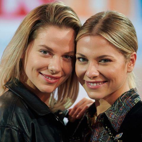 Cheyenne und Valentina Pahde