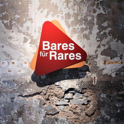 """Bares für Rares"": Logo der Sendung"