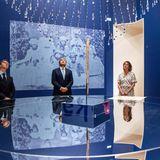 18. Mai 2021  König Willem-Alexander eröffnet imRijksmuseum in Amsterdam die Ausstellung zum Thema Sklaverei. Der niederländische Royal wird von der Kuratorin und ihrem Team durch die Ausstellungsräume geführt.  Präsentiert werden Erfahrungsberichte und Werke aus Südafrika, Asien, Südamerika als auch der Karibik.
