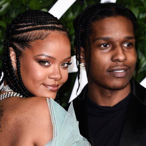 Rihanna und ASAP Rocky
