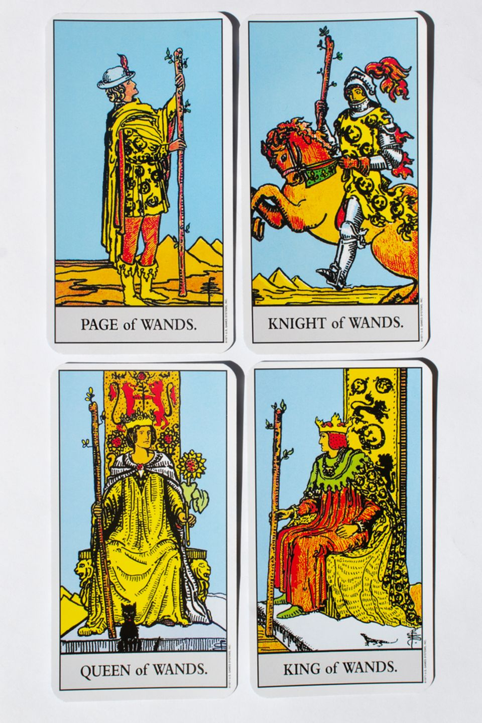 Tarotkarten-Bedeutung: Das verbirgt sich hinter den 78 Karten