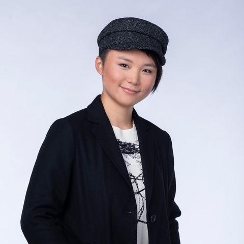 """""""Rote Rosen""""-Star Yun Huang"""