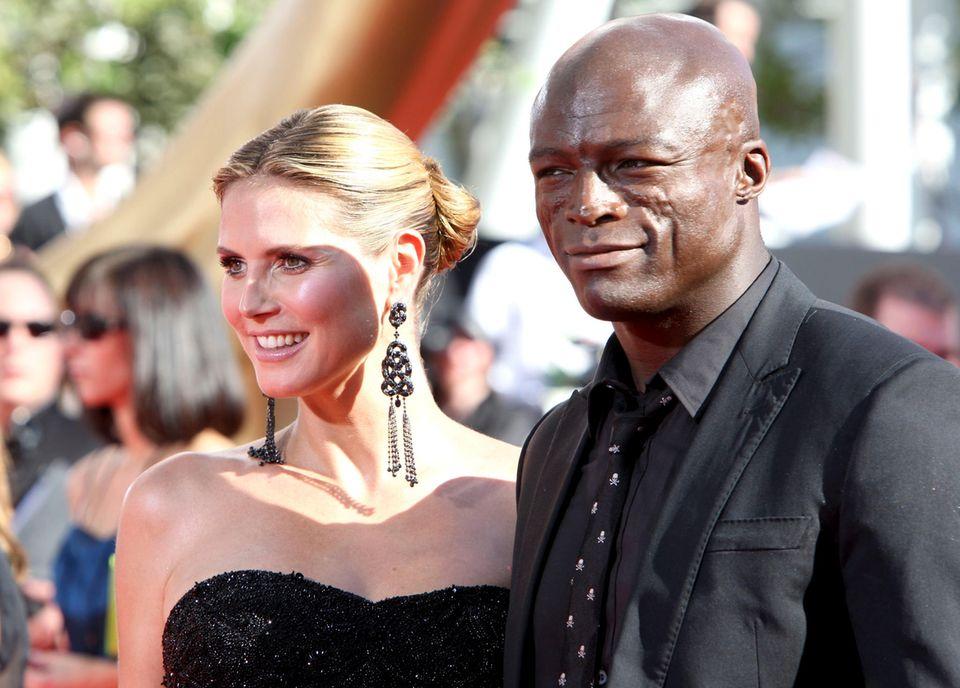 Heidi Klum und Seal, 2009