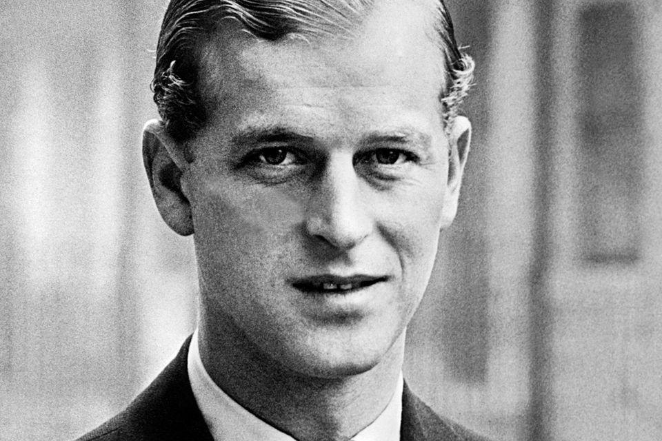Prinz Philip war ein Frauenschwarm.
