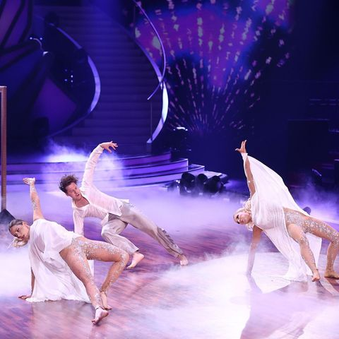 Abnehmen durch Tanzshows: Diese Stars haben sich zum Traumkörper getanzt