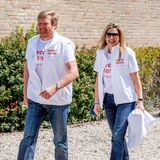 28. Mai 2021  Am Freiwilligentag wollen König Willem-Alexander und Königin Máxima ihren Teil leisten und haben sich bereit erklärt, dasCultuurhuis De Paulus in Oegsgeest auf Vordermann zu bringen.
