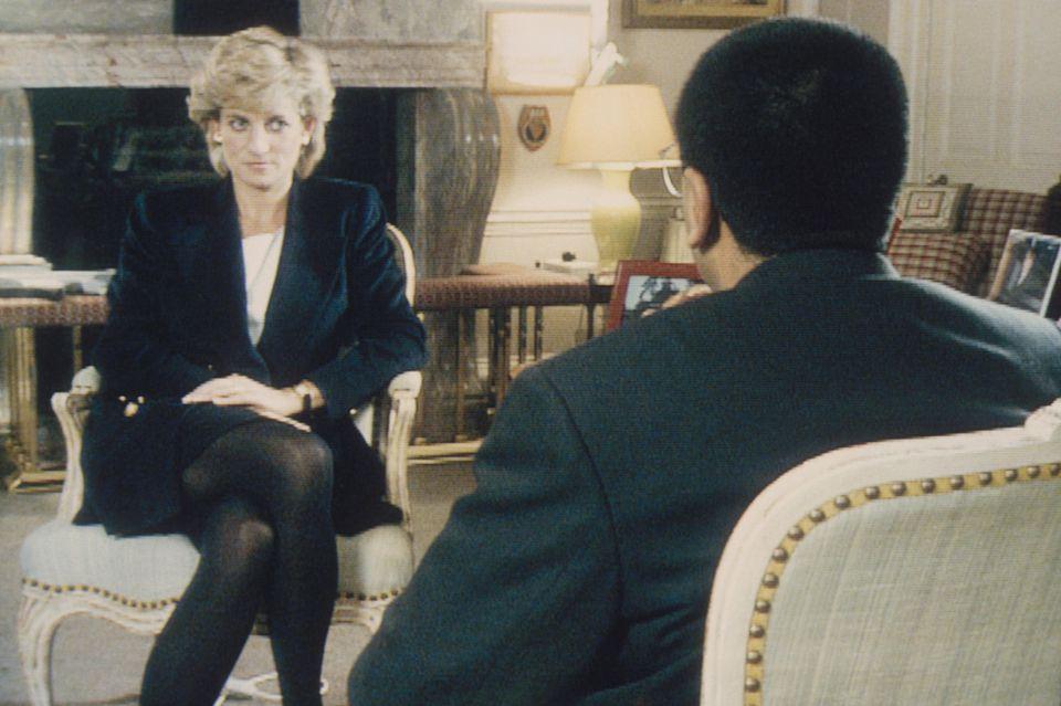 """Martin Bashirs skandalträchtiges Interview mitPrinzessin Diana im Jahr 1995für die Fernsehsendung Panorama soll nun auch Thema in der Netflix-Serie """"The Crown"""" sein."""