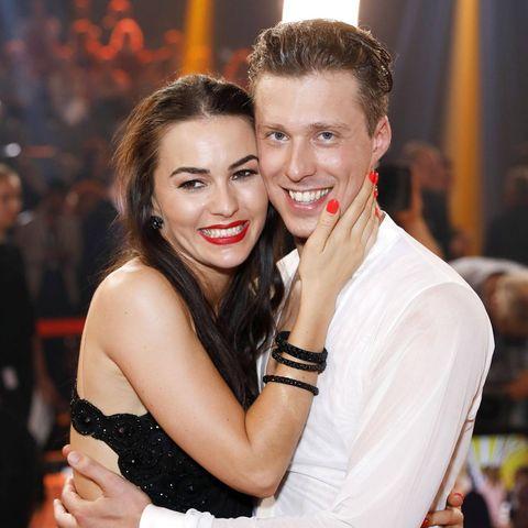 Renata und Valentin Lusin