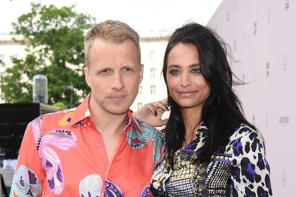 Oliver Pocher und Ehefrau Amira