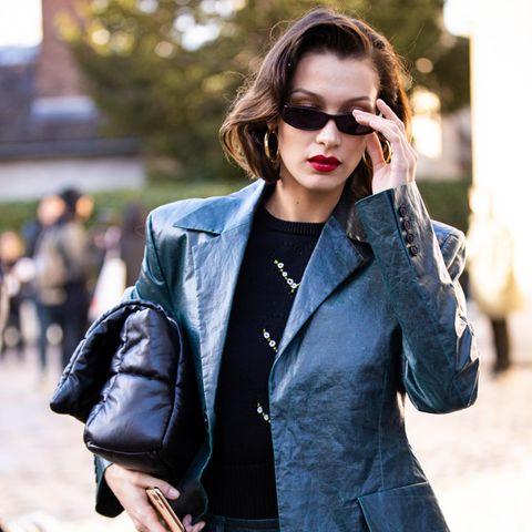 WOW!: Bella Hadid in Paris mit Sonnenbrille