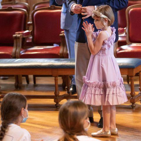 Fürst Albert + Prinzessin Gabriella