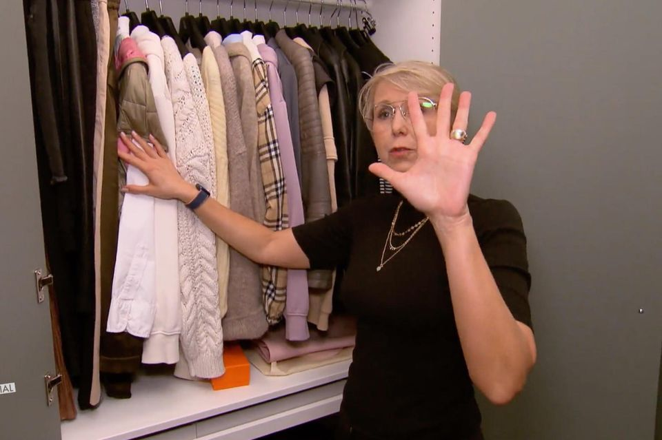Kandidatin Yvonne Shopping Queen