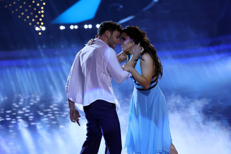 """Luca Hänni und Christina Luft bei""""Let's Dance – Die große Profi-Challenge"""""""