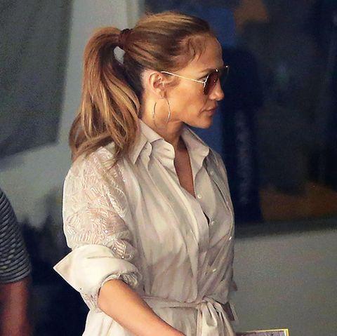 Jennifer Lopez macht sich auf den Weg zu Ben Afflecks Zuhause.