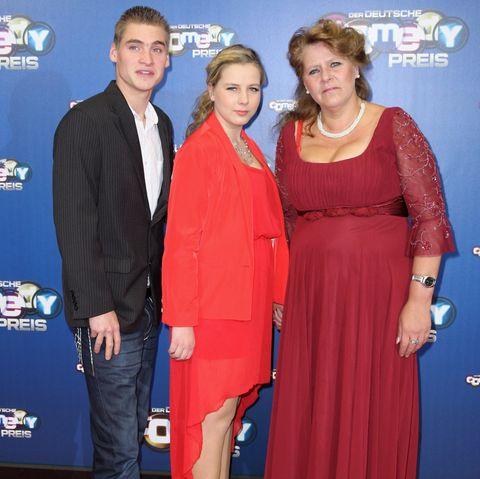 Peter, Sarafina und Silvia Wollny