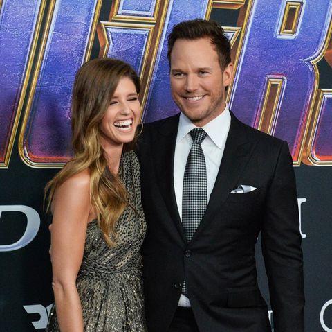 Katherine Schwarzenegger und Chris Pratt