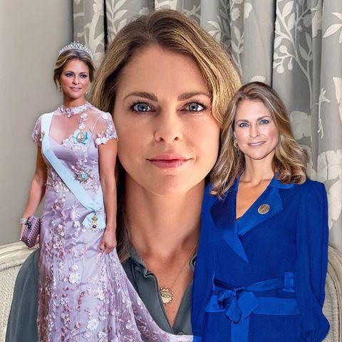 Happy birthday, Madeleine! Zum 39. Geburtstag zeigen wir Ihnen die Looks der schönen Schweden-Prinzessin.