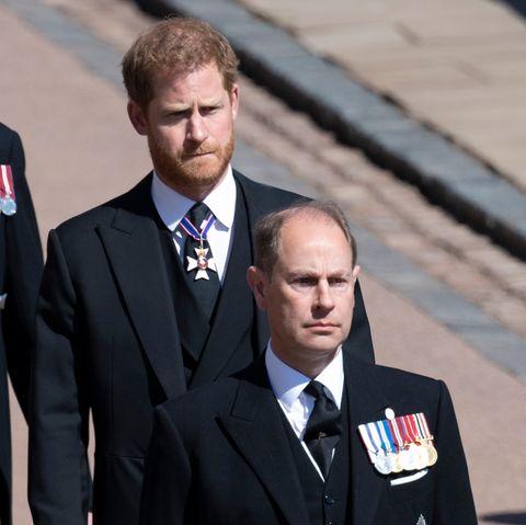 Prinz Harry und PrinzEdward