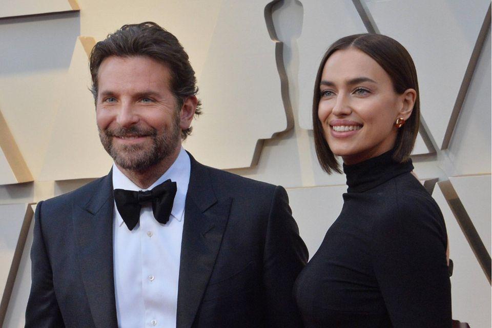 Bradley Cooper und Irina Shayk bei den Academy Awards 2019
