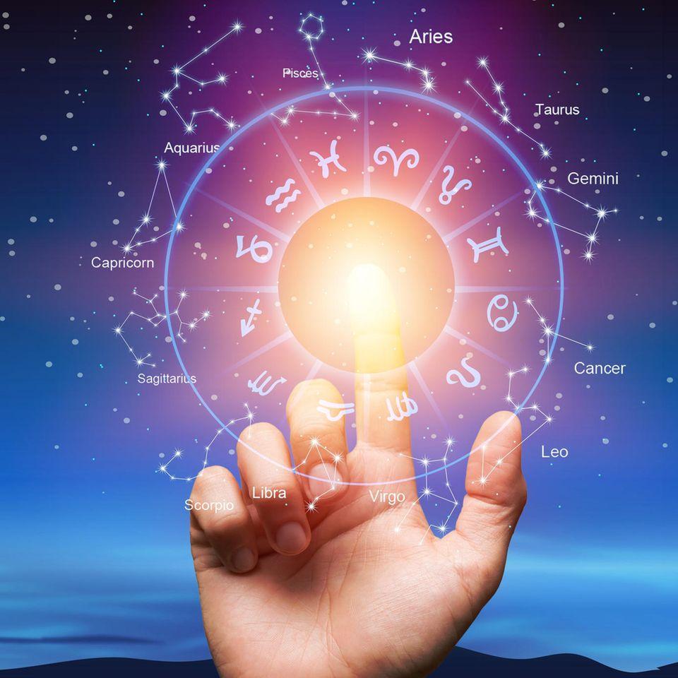 Horoskope Sternzeichen