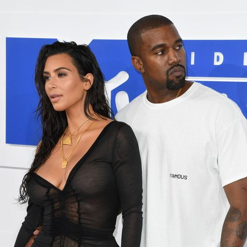 Kim Kardashian und Kanye West lassen sich Scheiden.