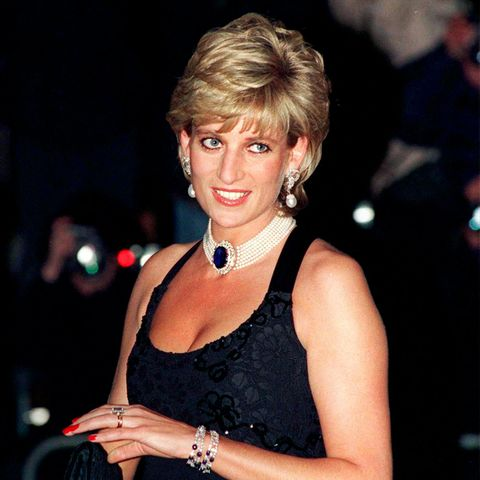 Prinzessin Diana (1961-1997).