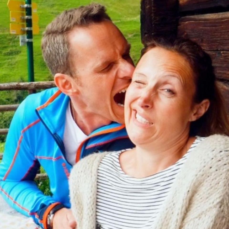 Roberta Bieling und ihr Mann Martin