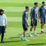 Mit ihrer erstenPartie gegen Frankreich beginnt für Deutschland die UEFA Euro 2020. Gespielt wird in der Allianz Arena in München.