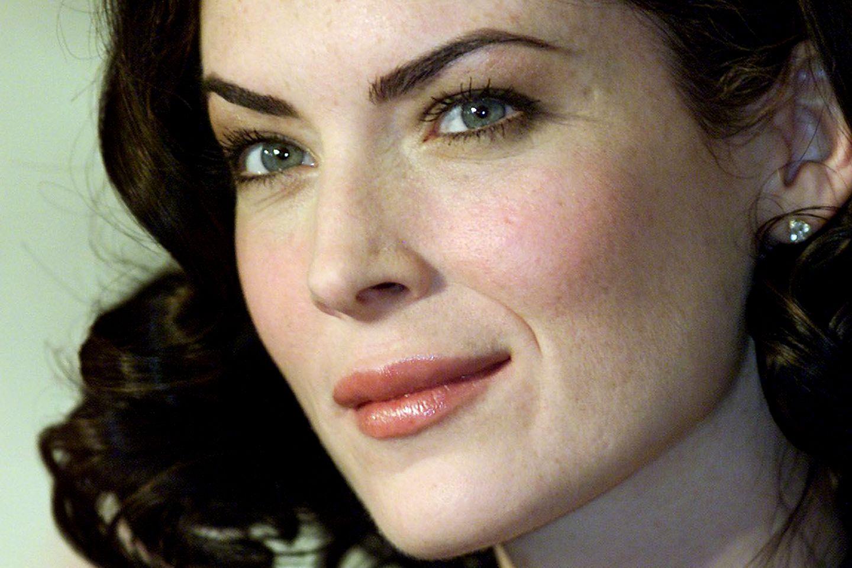 Lara Flynn Boyle 2000 bei den Golden Globes