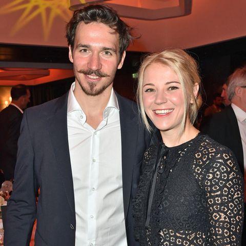 Felix und Miriam Neureuther