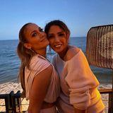 JournalistinLynda Lopez, Jlos kleine Schwester feiert ihren 50. Geburtstag und Jennifer Lopez feiert diesen Moment mit einem emotionalen Post auf Instagram. Für den Popstar ist ihre kleine Schwester die beste Freundin, der strahlendste Engel und die beste Seele, die es für die Schauspielerin auf der ganzen Welt gibt.