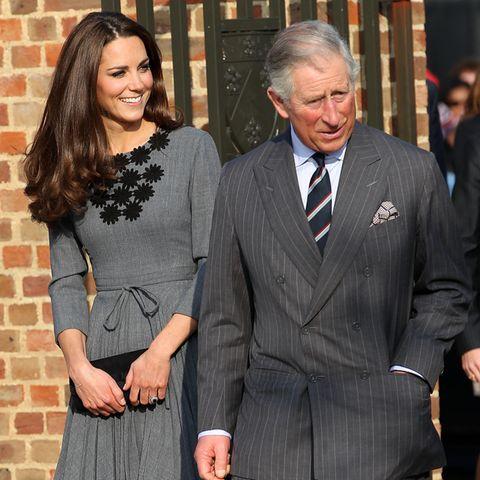 Herzogin Catherine und Prinz Charles