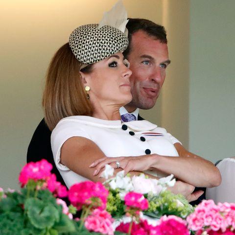 Natalie Pinkham und Peter Philips