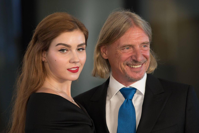Nathalie Volk und Frank Otto