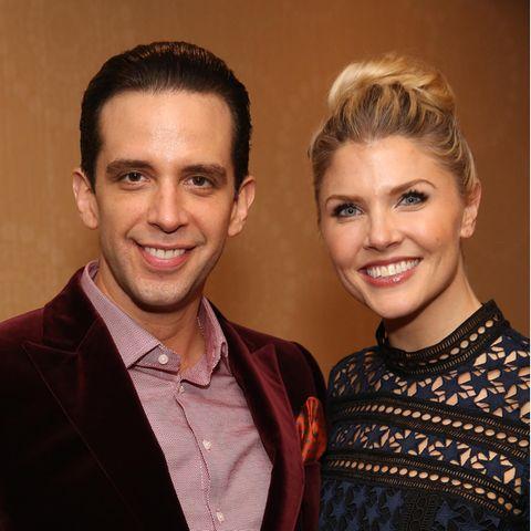 Nick Cordero (†) und Amanda Kloots