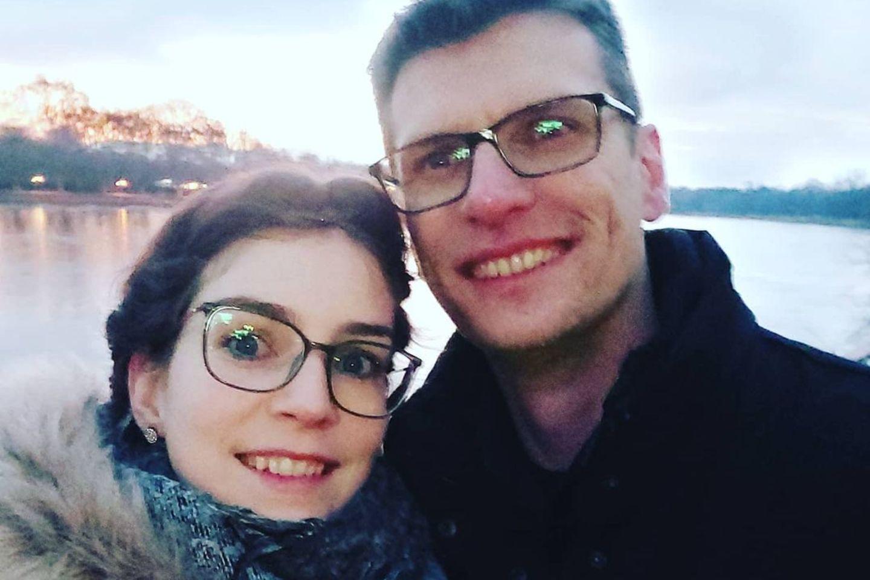 """Annika und Manuel von """"Hochzeit auf den ersten Blick"""""""