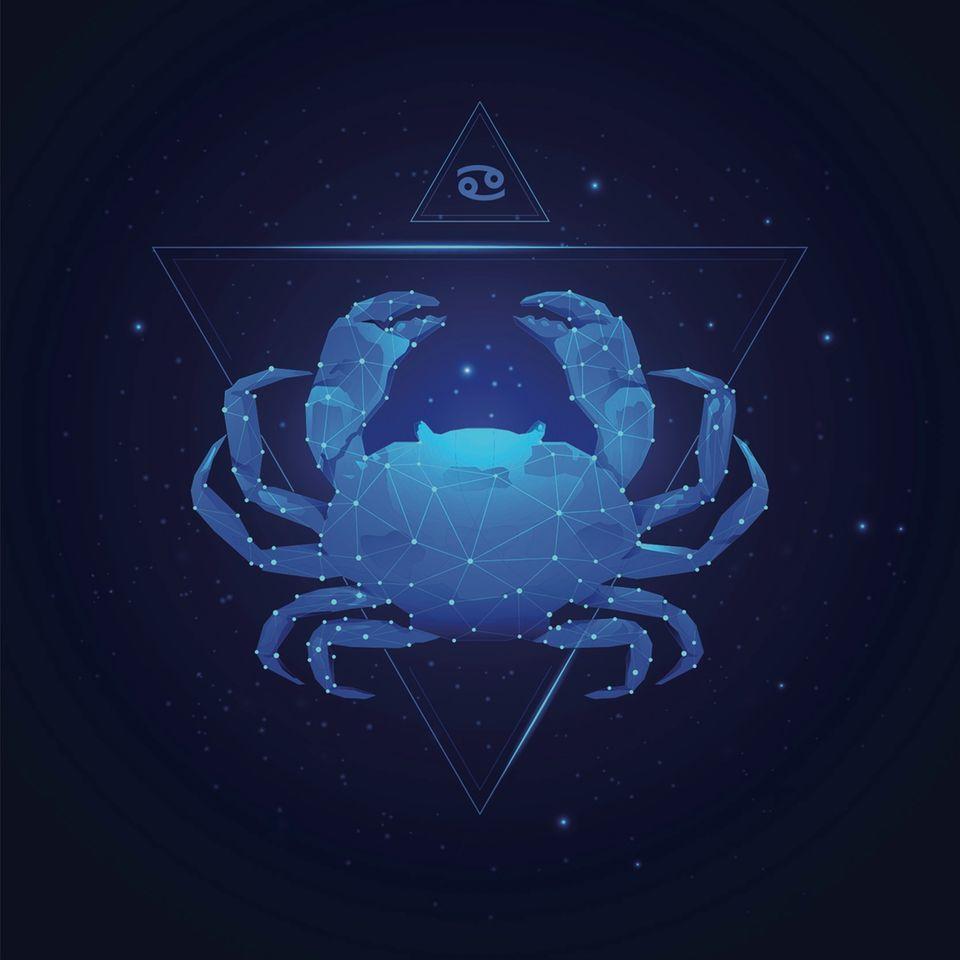Horoskop: Sternzeichen Krebs
