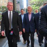 Gesichtet: Bill Clinton unterwegs in New York